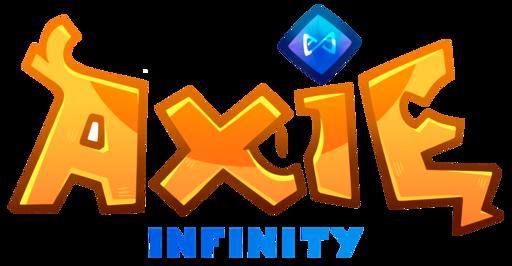 axie infinity sponsor logo